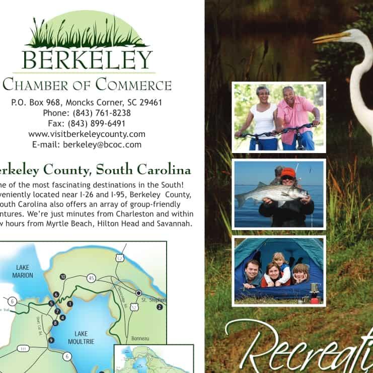 Berkeley County Recreation Brochure