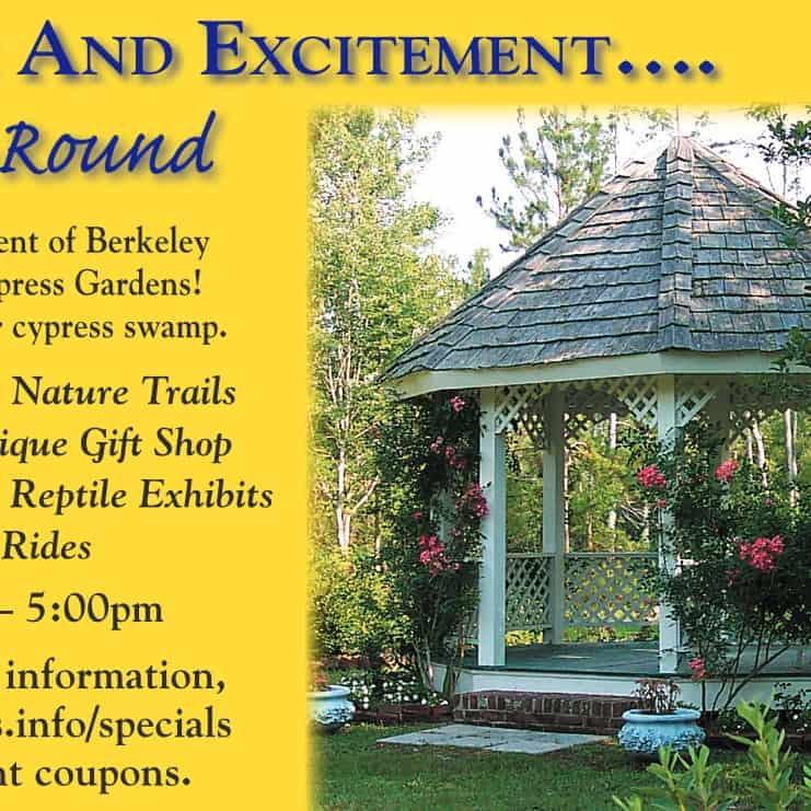 Cypress Gardens Ad
