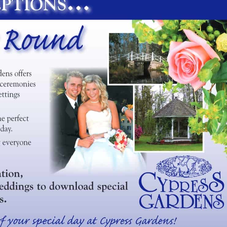 Cypress Gardens Weddings
